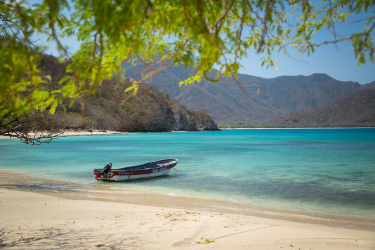 Tayrona National Park is a paradise for nature lovers.
