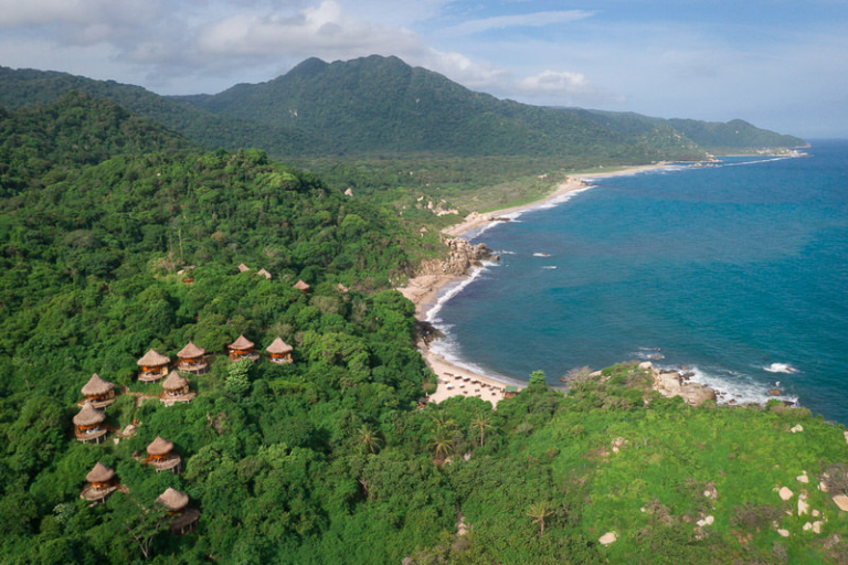 Best Hotels in Tayrona Park