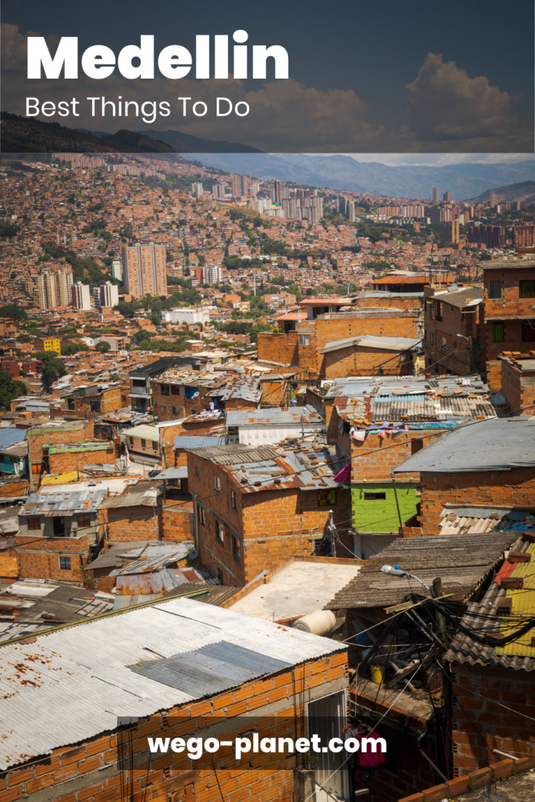 Best things to do in Medellin Colombia