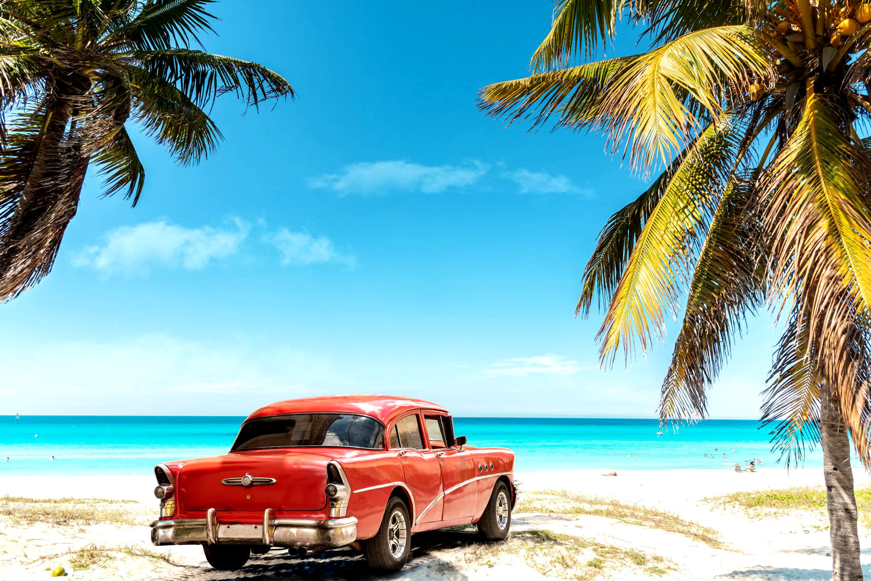get around cuba by private taxi