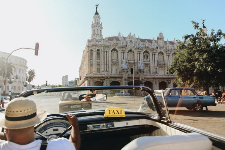 Havana Transportation : How to get around Habana