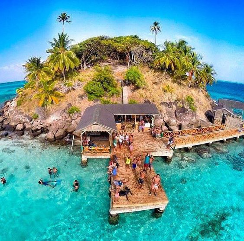 beaches colombia san andres @amosanandres