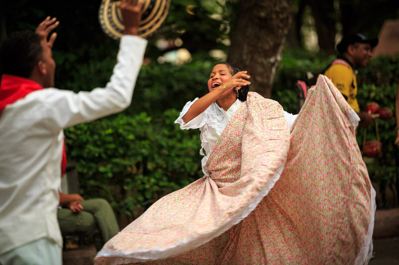 colombian music and dances