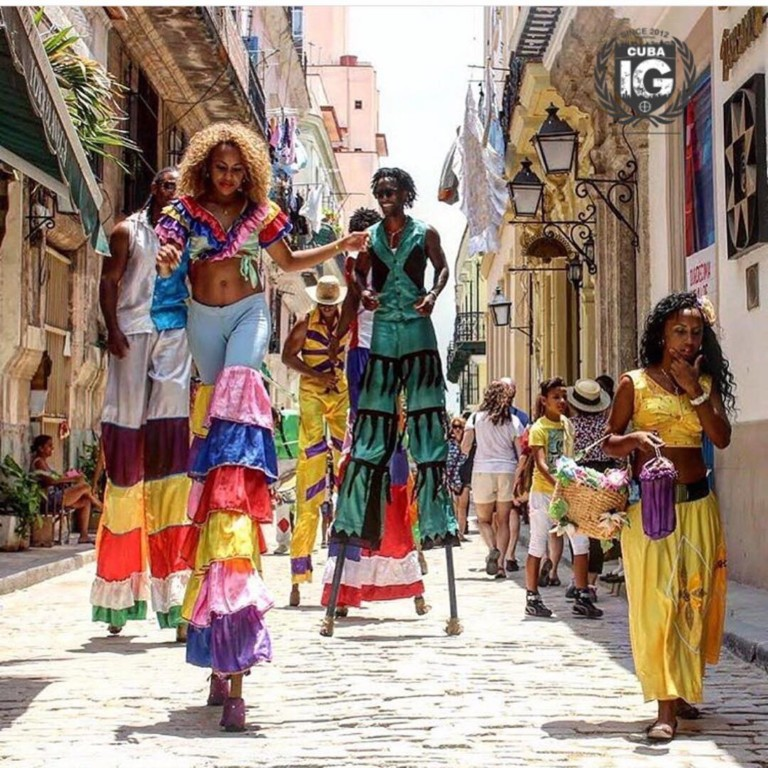 Events, Fairs and Carnival in Havana Cuba