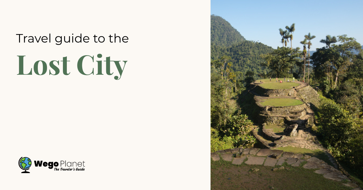 Lost City Travel Guide